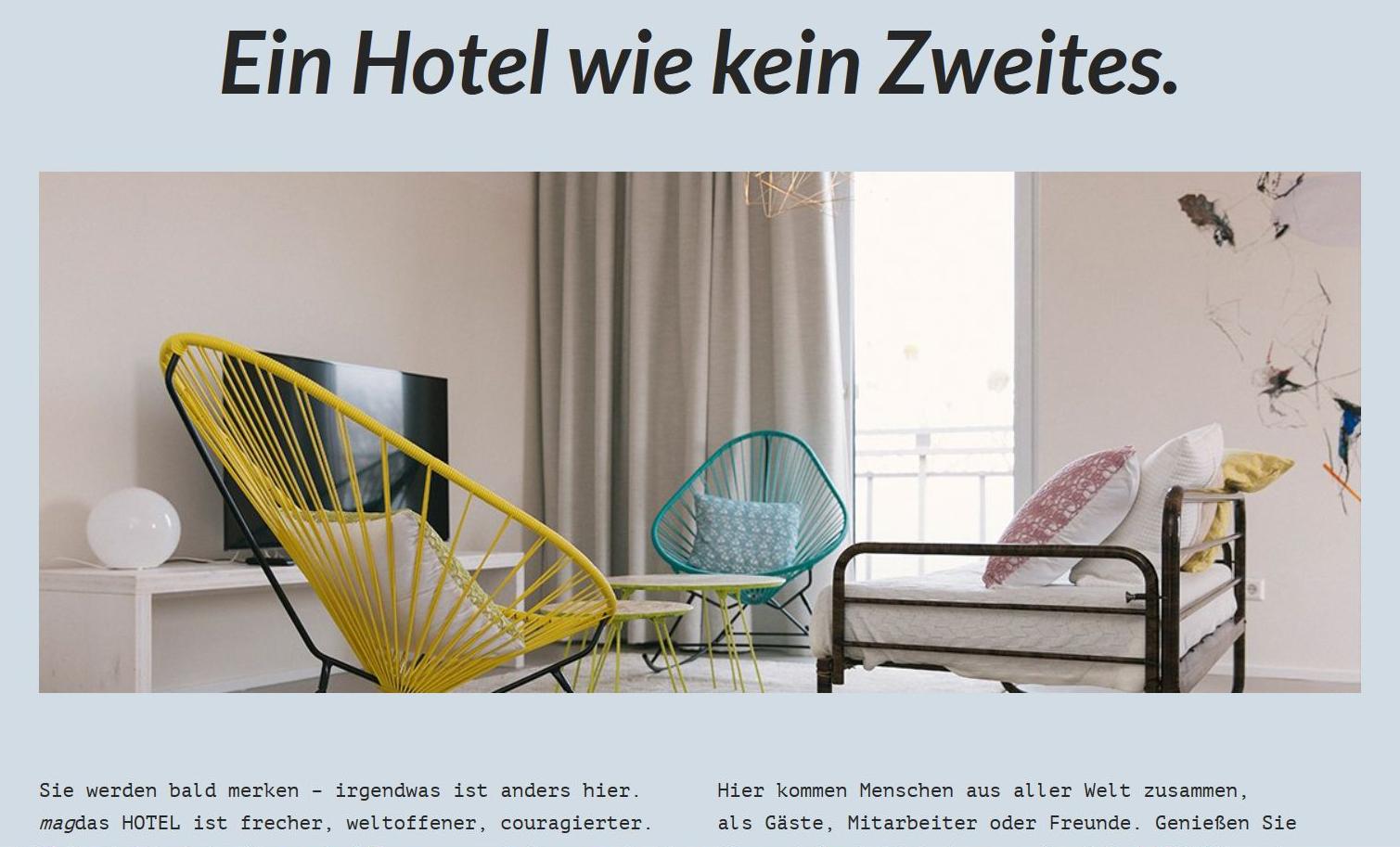 Magdas Hotel