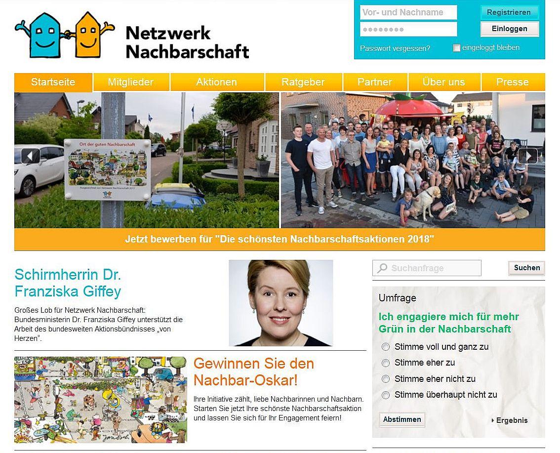 Netzwerk Nachbarschaft
